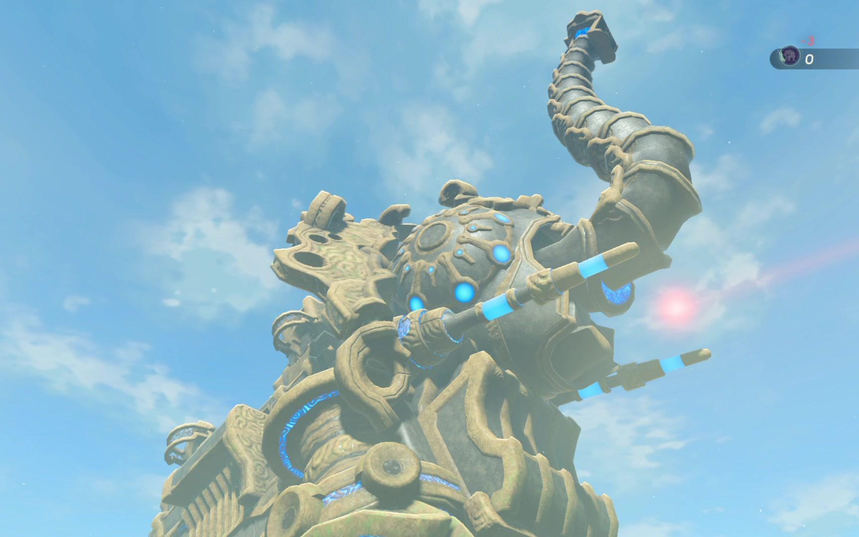 塞尔达传说水之神兽瓦露塔怎么打