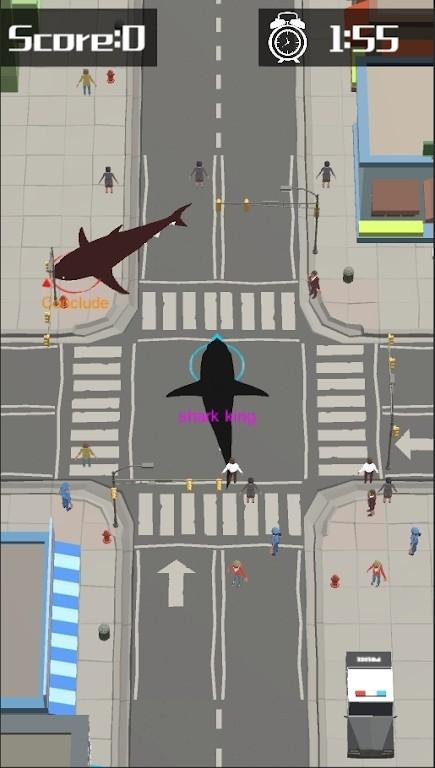 鲨鱼横冲直撞游戏下载